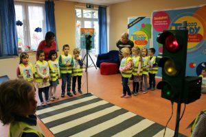 ADAC-Training, Kita Borstel, Fichtenwalde