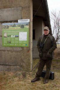 Norbert Eschholz, Naturschutzstation Baitz
