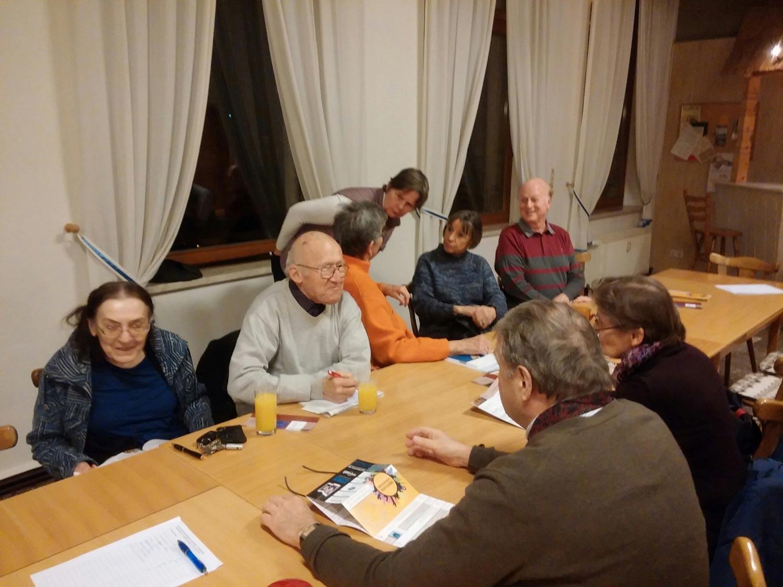 Waldkleeblatt Mitgliederversammlung 2018