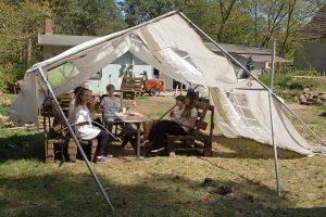 48-Stunden-Aktion in Borkheide