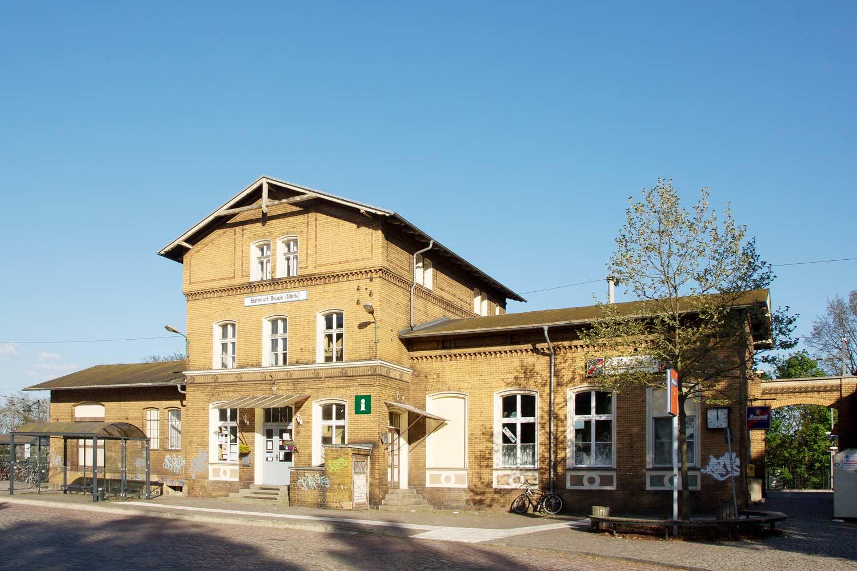Bahnhof Brueck