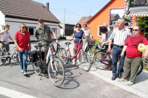 Demo für Radwege