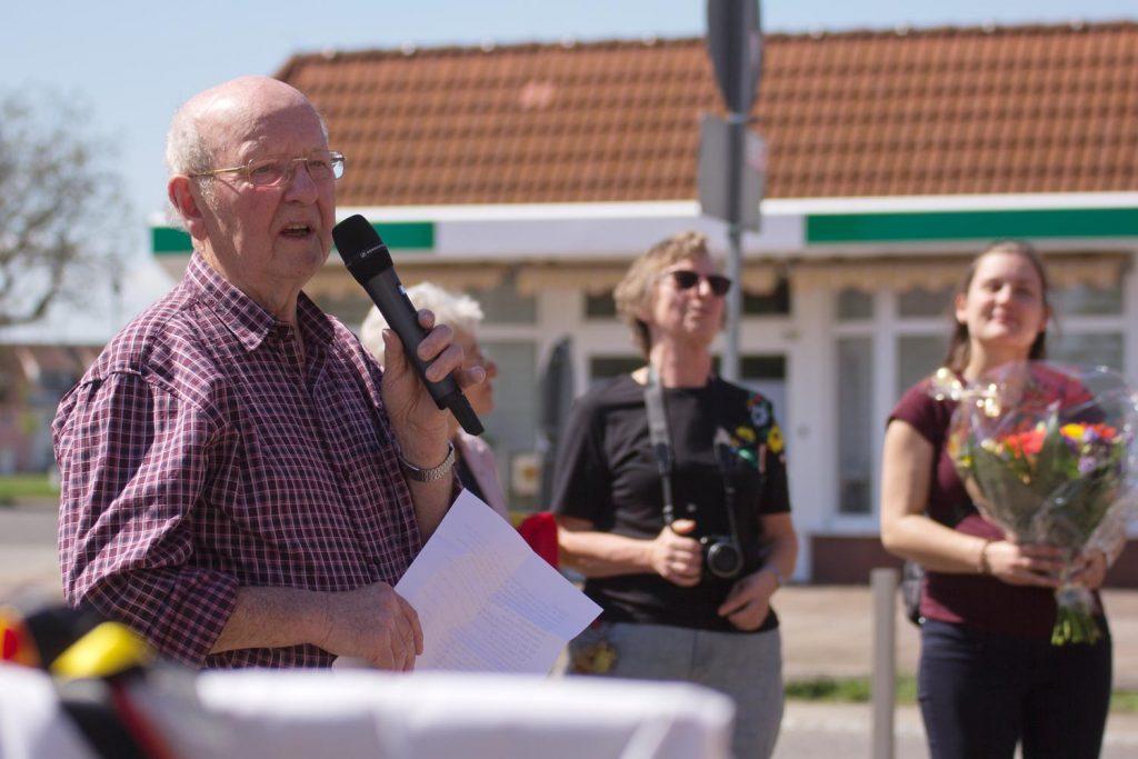Künstler Hermann Strübing, Frühlingsfest im Amt Brück