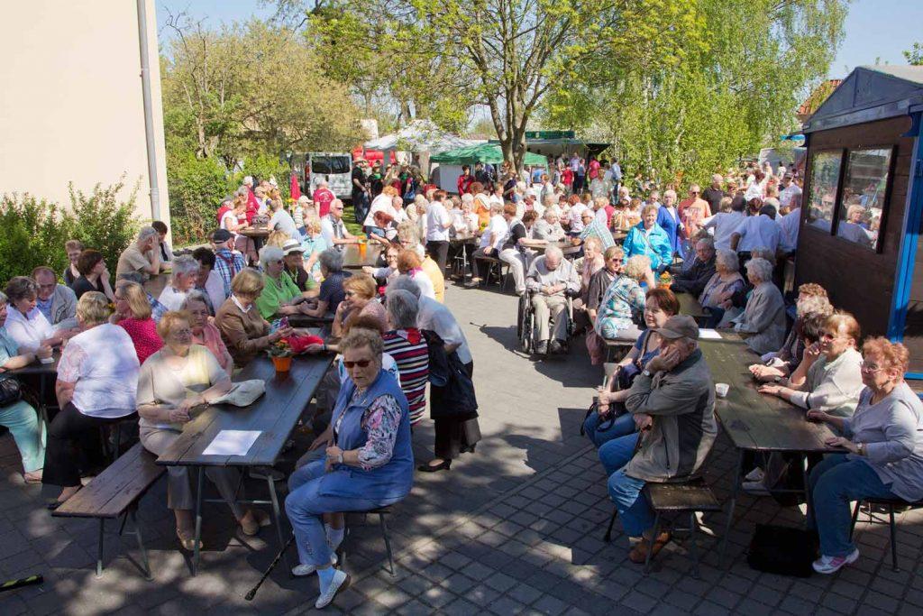 Frühlingsfest im Amt Brück