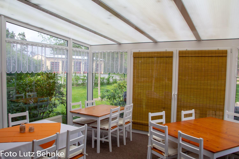 Gaststätte am Waldbad, Borkheide