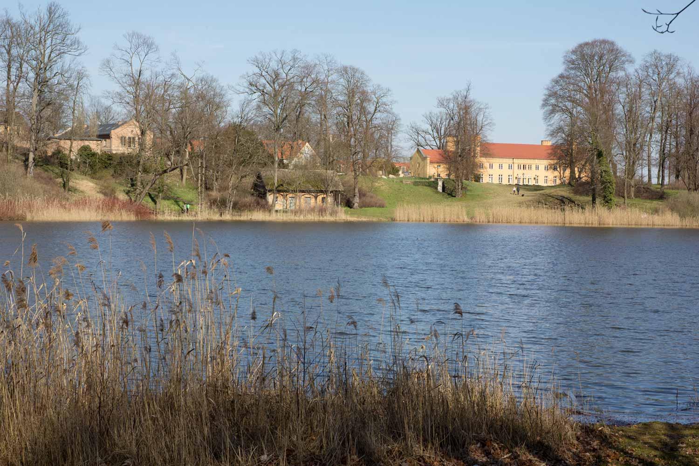 Haussee im Park Petzow