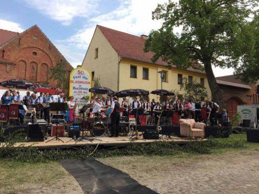 Fest der Blasmusik, Ricky Görlitz, Buchholz