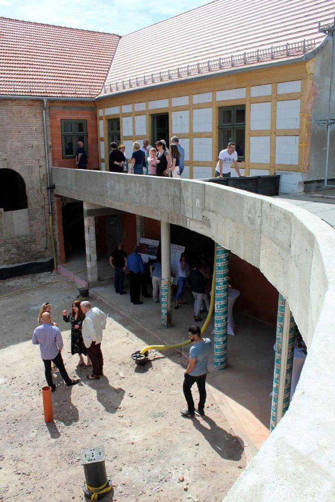 Deutsches Haus; Beelitz, Städtebauförderung