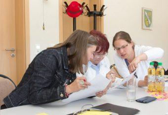 Anke Domscheit-Berg, Astrid Rabinowitsch, Ulrike Petrus