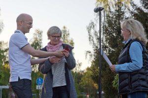 Heike Günther, Kunst- und Kulturpreis Borkheide 2018