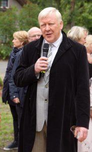 Bernhard Knuth, Fichtenwalde, Brunnen, Bürgermeister