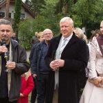 Fichtenwalde, Brunnen, Einweihung, Spargelkönigin, Thilo Köhn, José Nuevo, Bernhard Knuth