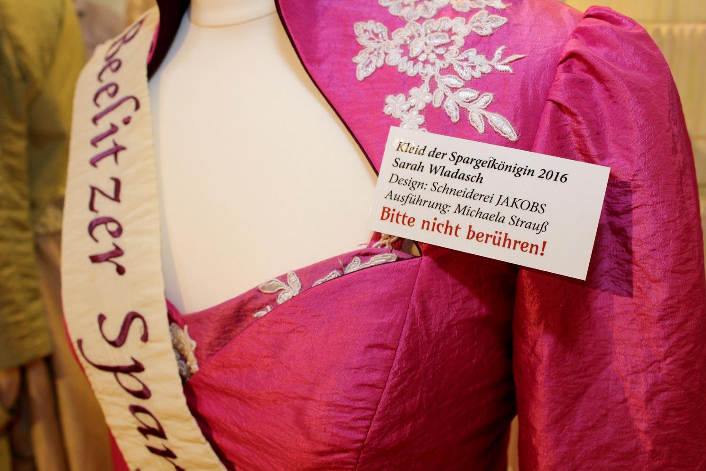 Spargelkönigin, Beelitz, Beelitzer Spargelfest 2018, Spargel