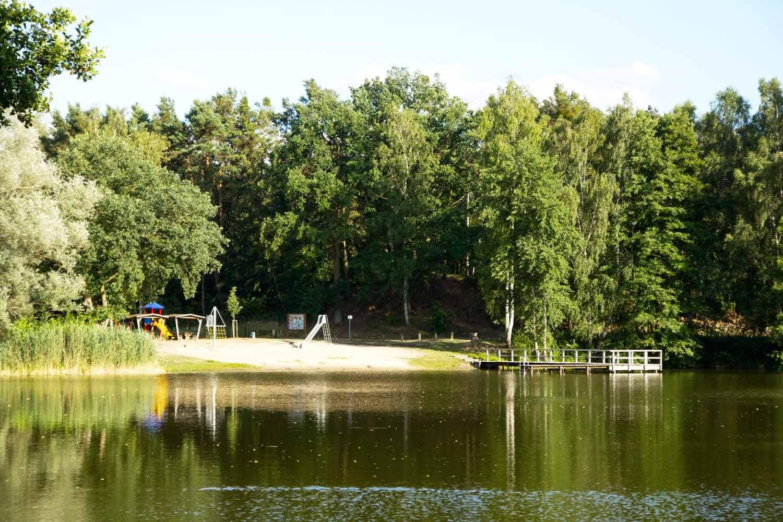 Badestelle Emstal