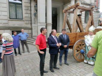 Titanen on Tour, Magdeburg, Ministerpräsident, Reiner Haseloff, Thomas Haseloff, Helmut Kautz