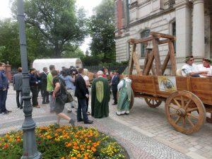 Titanen on Tour, Magdeburg