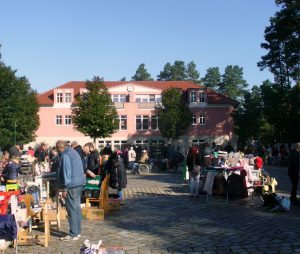 Fichtenwalder Trödelmarkt 2019 @ Marktplatz Fichtenwalde