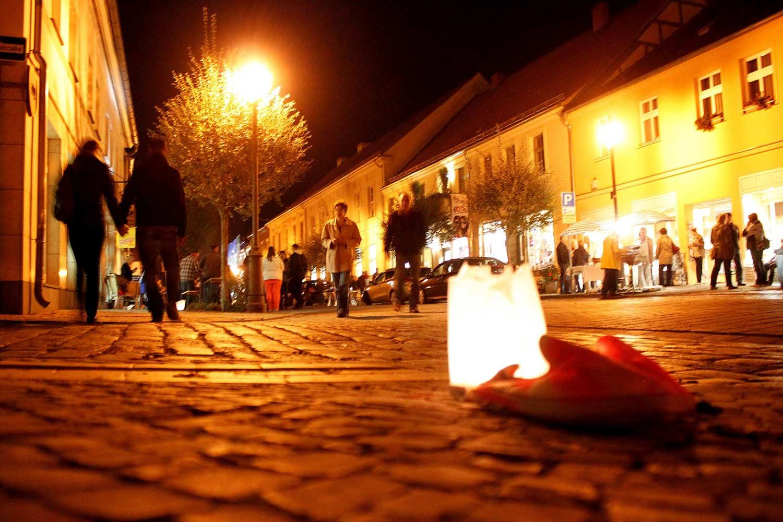 Beelitzer Einkaufsnacht Thomas Laehns