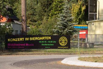 Konzert im Biergarten 2018