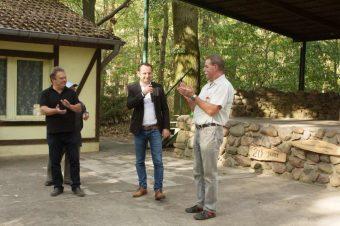 Tourismusverein Zauche-Fläming, Andreas Koska, Marko Köhler, Achim Liesecke
