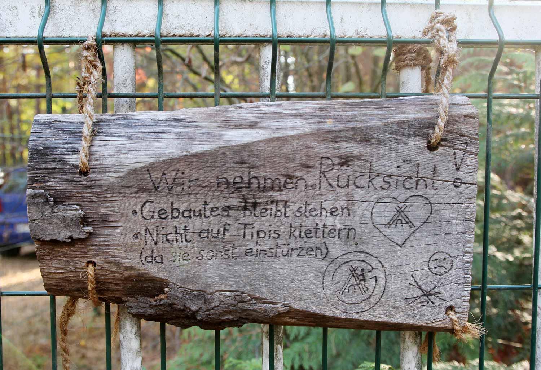 Tipidorf, Borkwalde