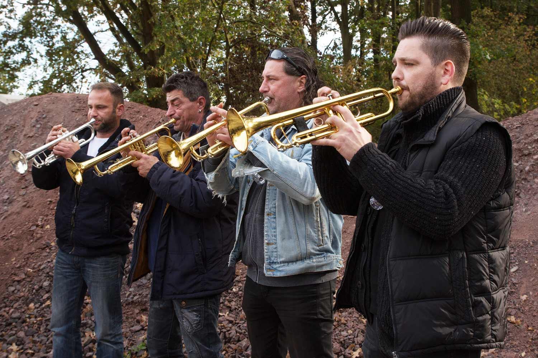 Brück, Schleppjagd, nAund-Band