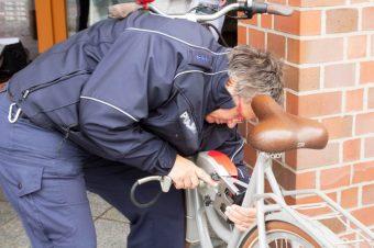Codieren eines Fahrrades