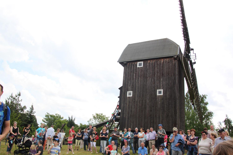 Bockwindmühle Cammer