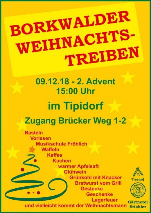 Borkwalder Weihnachtstreiben2018