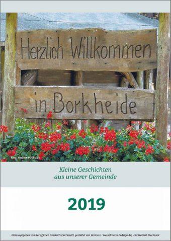 Kalender 2019, Borkheide, Geschichten