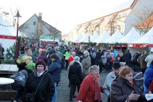 Weihnachtsmarkt, Brück