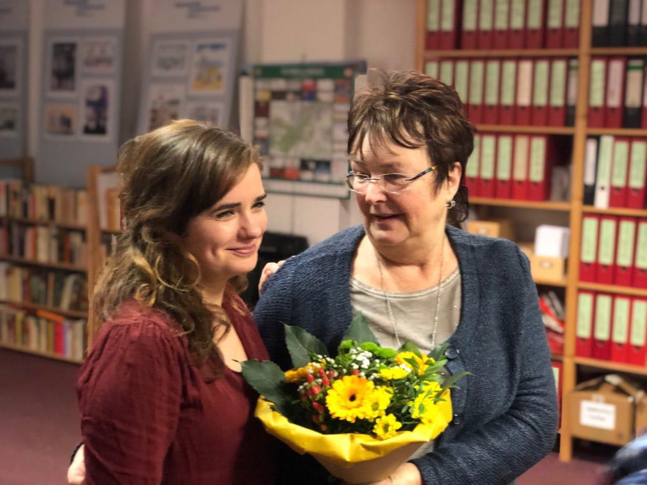 Claudia Sprengel, Astrid Rabinowitsch, Die LInke, Wahlkreis 18