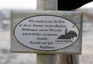 Ronald Hoffmann, Damelang, Allee der Kinder