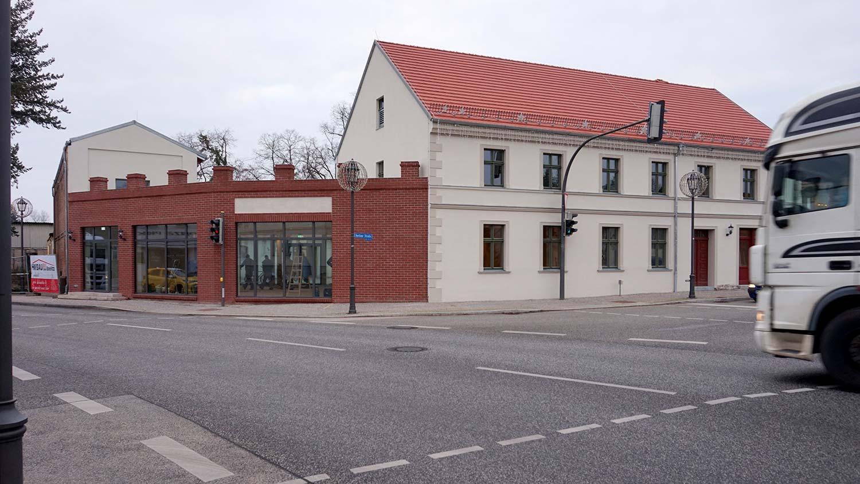 Deutsches Haus, Beelitz