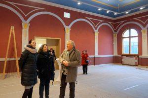 Deutsches Haus, Beelitz, Großer Saal