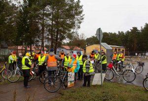 Fahrraddemo gegen Windkraftanlagen in Wäldern @ Markt