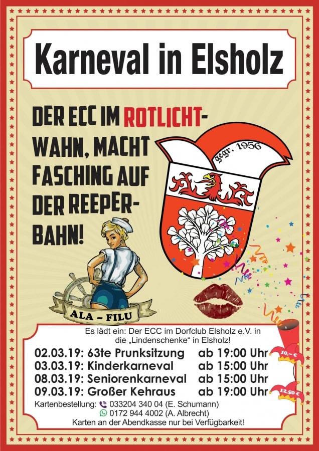 Karneval-Elsholz