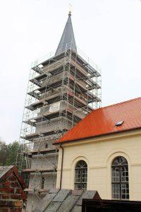 Schinkelkirche Schäpe, Schäpe