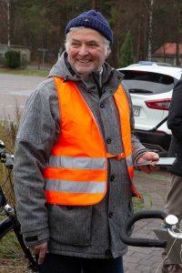 Fahrradkorso, Winfried Ludwig, Borkheide, Protest, gegen Windräder