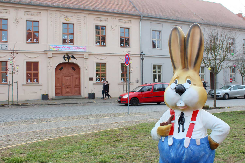 Ostermarkt, Beelitz