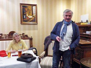 Britta Bayer, Winfried Ludwig, BI Im Gegenwind, Waldkleeblatt