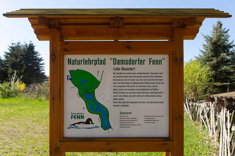 Damsdorf, Damsdorfer Fenn