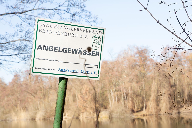 Deetzer Erdlöcher, Deetz, Groß Kreutz (Havel), Tongruben