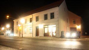 Deutsches Haus, Eröffnung