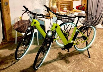 E-Bike, Waldparadies, Borkheide