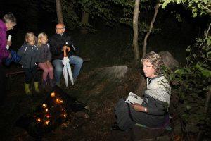 Leuchtende Hintern - wieder Glühwürmchennacht in Cammer - Naturwacht und Dorfverein laden ein @ Gutspark Cammer