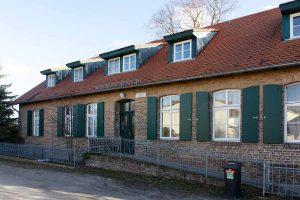 Spaziergang, Damsdorf, Alte Schule