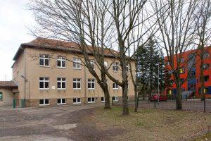 Spaziergang, Damsdorf, Neue Schule