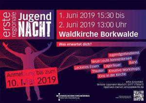 Erste regionale Jugendnacht @ Waldkirche