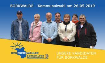 Borkwalde, Notgemeinschaft